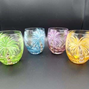 Rock glasses colors
