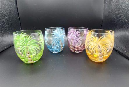 Rock glasses colors